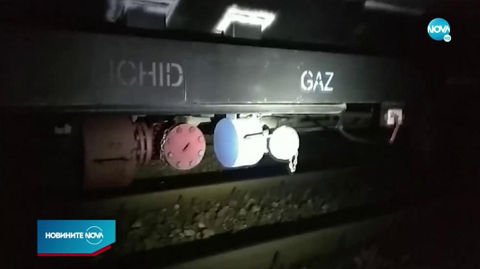 Евакуирана е била част от русенската община Борово заради теч на газ от цистерна
