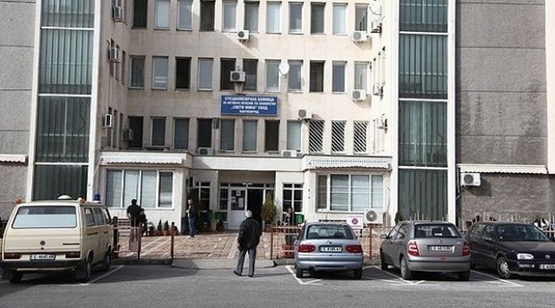 """Специализираната болница за онкологични заболявания в Благоевград """"Св. Мина"""" вчера откри Ковид отделениe"""