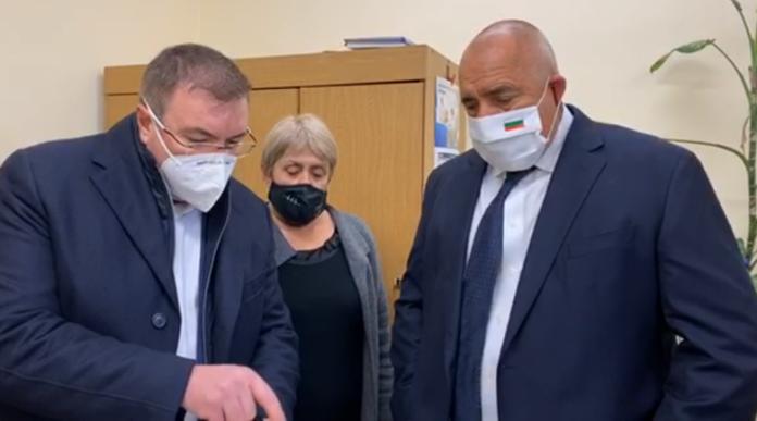 0 Новини Икономика Борисов: Наблюдаваме ден за ден как се движи пандемията