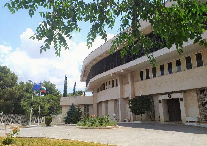 Приемът на граждани в Консулска служба в Атина е временно преустановен