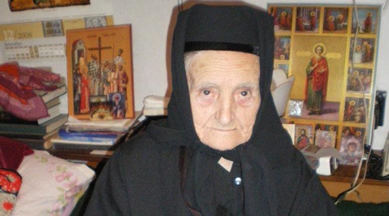 Най-възрастната монахиня у нас издъхна на 100 години