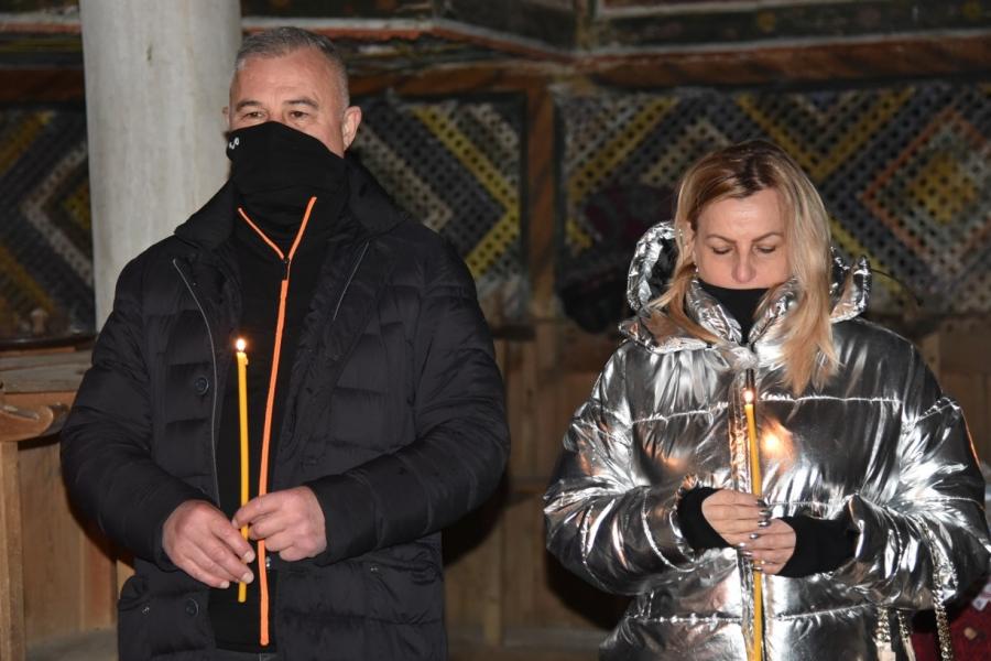 """Църквата """"Свети Николай"""" в махала Овнарска, село Градево, години наред събира на Никулден жители и гости"""