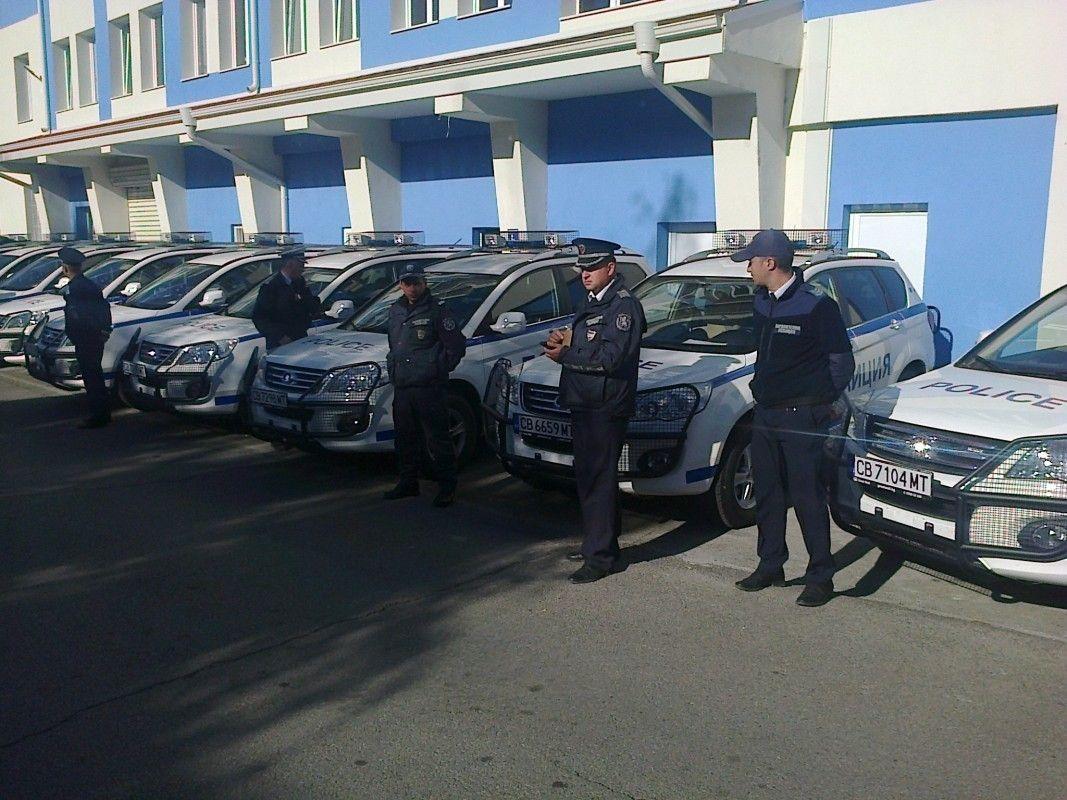 ОДМВР-Благоевград получи нови автомобила