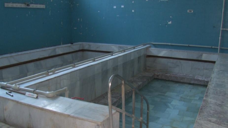 Ще повишават дебита на водата в минералната баня в Добринище
