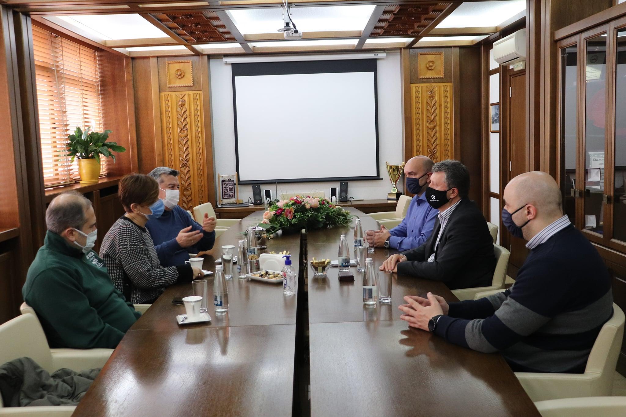 Кметът на Банско посрещна посланика на Турция