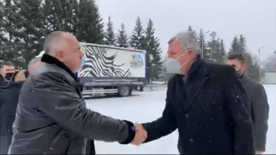 Красимир Герчев – Министър-председателят на Р България  Бойко Борисов днес посети Разлог