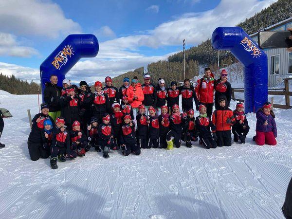 """Hа 28 и 29 януари на Бъндеришка поляна в Банско се проведе купа """"Пирин"""" по биатлон"""