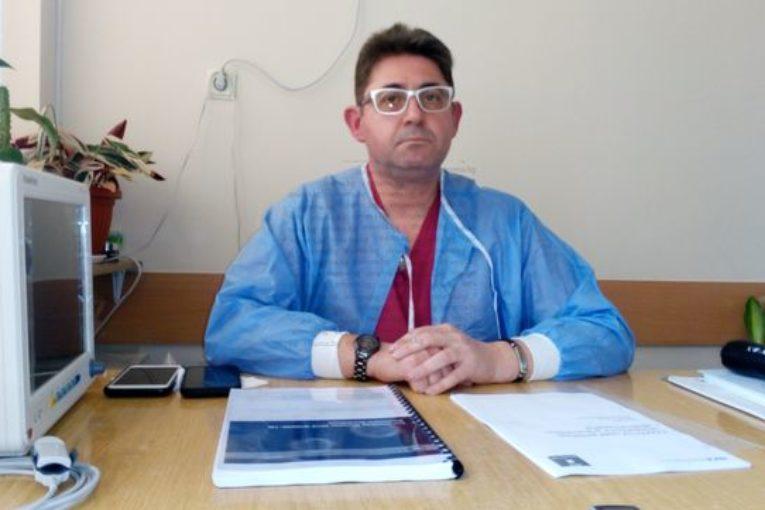 Шефът на хирургично отделение в МБАЛ – Благоевград д-р Димитър Димитров: Лекувах се 3 седмици от Ковид-19 в пика на втората вълна, нямаше свободни легла в болницата, спях на фотьойлите в моя кабинет
