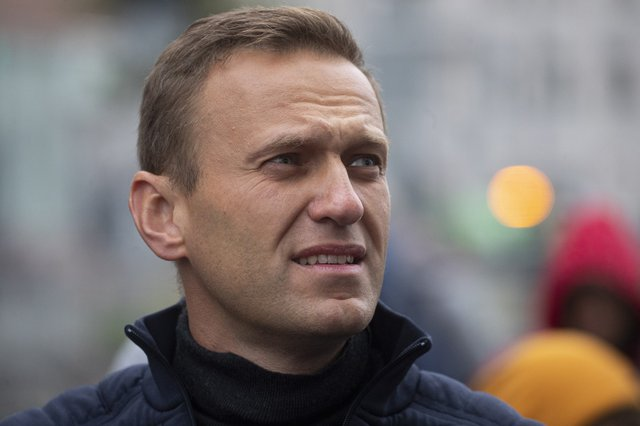 Руската полиция арестува критика на Кремъл Алексей Навални