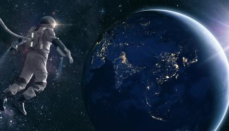 Защо раните в космоса заздравяват по-бързо отколкото на Земята