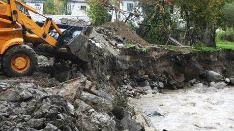 Гоцеделчевското село Брезница ще строи подпорни стени на река Туфча