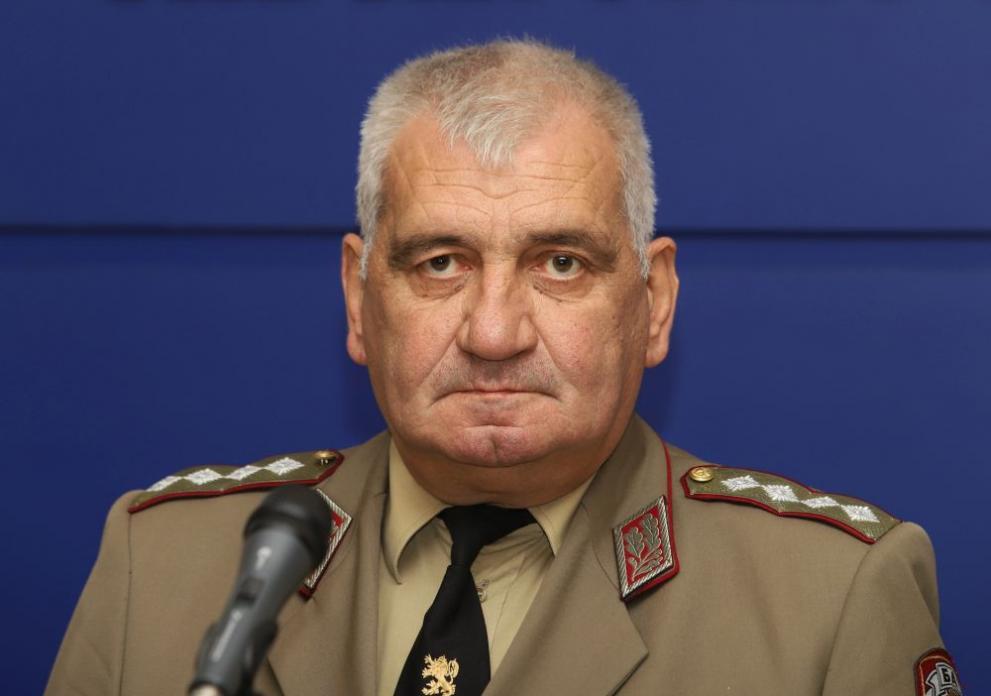 Измина година от загубата на достойния български офицер и човек генерал Андрей Боцев