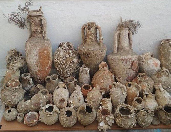 Cпипаха жена с 56 ценни артефакти в дома й
