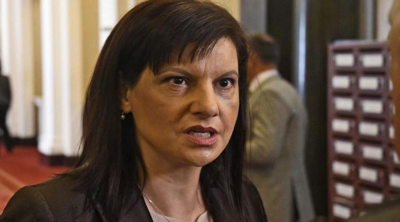 """Дариткова: Не купуваме ваксините от """"АстраЗенека"""" заради майката на Ева Майдел"""