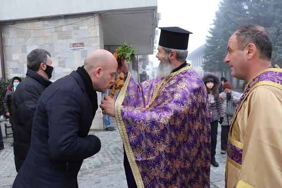 Един от най-древните християнски празници – Богоявление, беше почетен в Банско