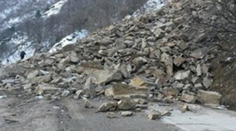 Опасност край Благоевград след обилните валежи