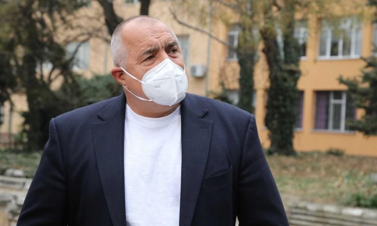 Борисов в Банско: Много внимателно управляваме пандемията, за да може бизнесът да работи