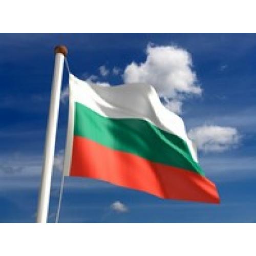 B Северна Македония е запалено българското знаме