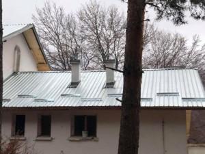 Община Благоевград приключи с ремонта на покрива на почивна станция Предел