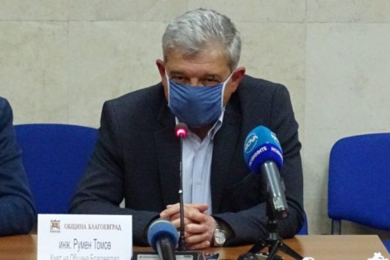 """Делото във ВАС по казуса """"Томов"""" приключи, кметът дойде в залата"""
