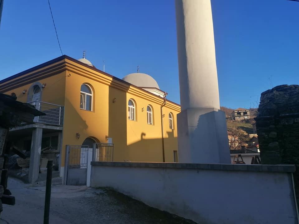 Проведе се работна среща в джамията на гр. Благоевград, с председателите на мюсюлманските настоятелства по поречието на р. Струма обл. Благоевград