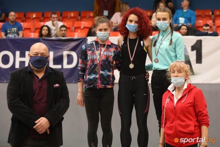 Венеса Ханджийска от Полена завоюва пореден успех