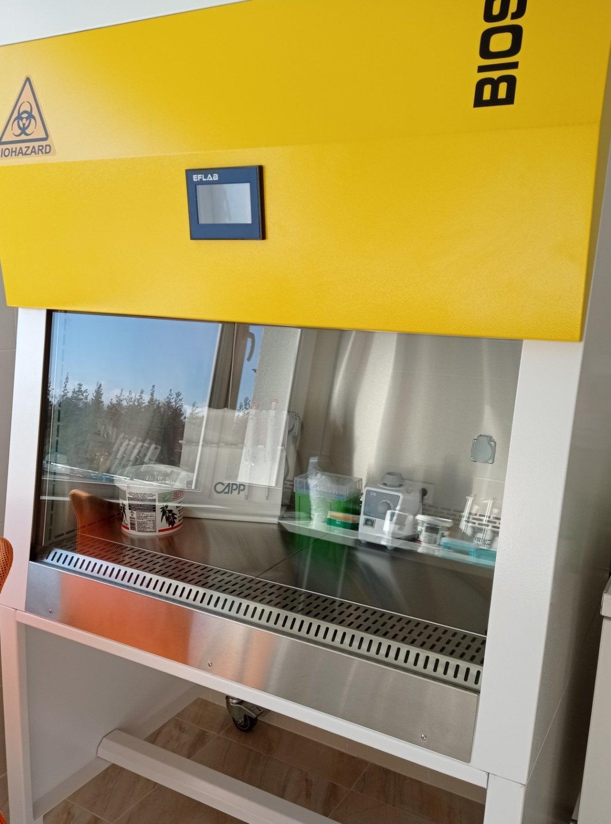 PCR лабораторията в Разлог получи лиценз и започна работа