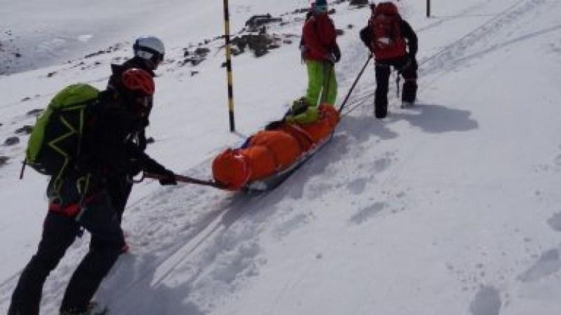 Ето кой е скиорът, загинал на писта над Банско