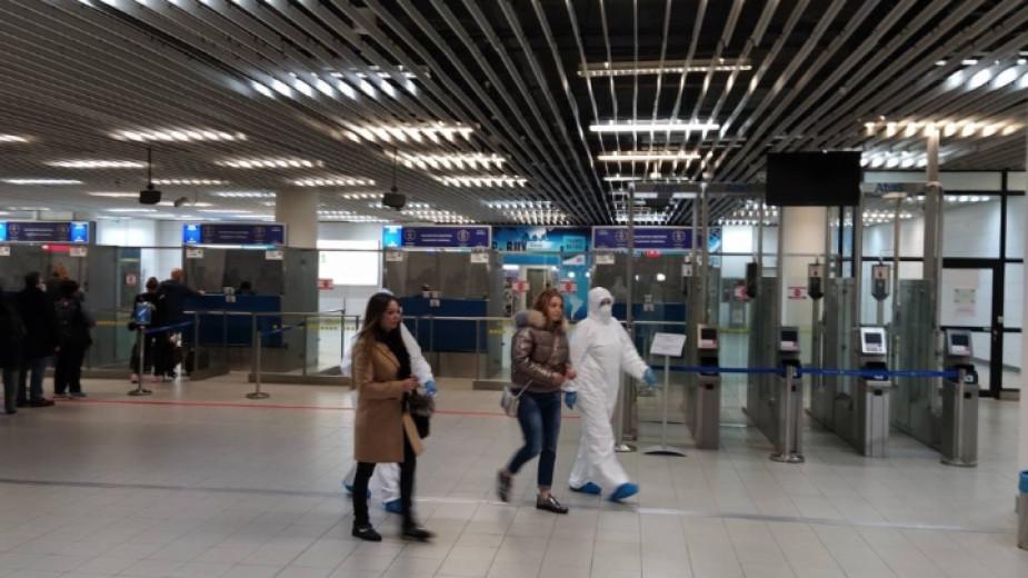 Не признаха Ковид тестовете на българки, пристигнали от Лондон