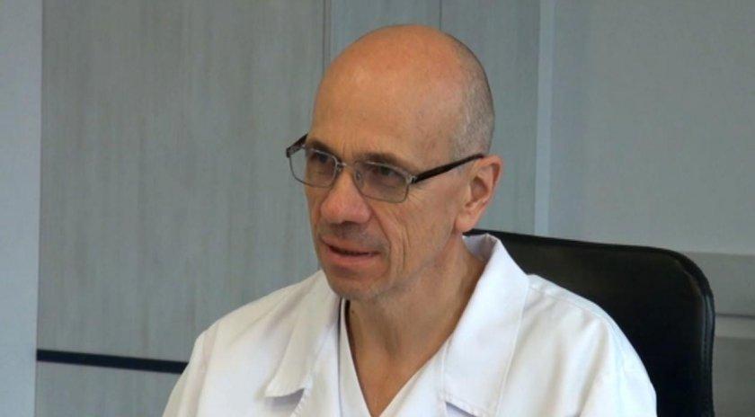 Доц. Сотир Марчев :  Кардиолог: През пролетта на 2022 ще се върнем към нормалния си живот