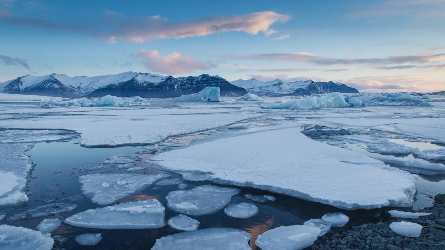 Руски учени: Не можем да спрем глобалното затопляне