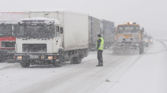 Очакват сняг в 11 области в България утре