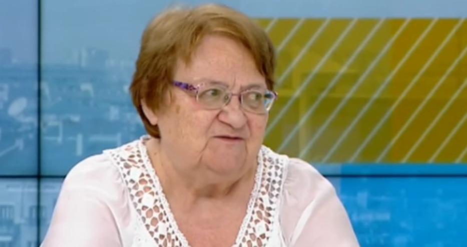 Вирусологът Радка Аргирова: Нямаше ръководство на тази криза, имаше наблюдение и това наблюдение ще ни струва много скъпо