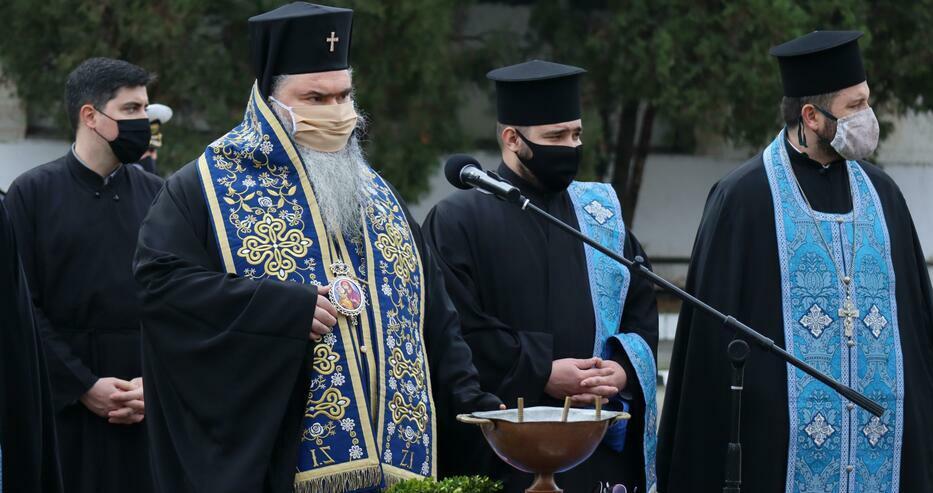 Бойко Борисов получи огромен комплимент от висш божи служителпо време на визитата си във Варна