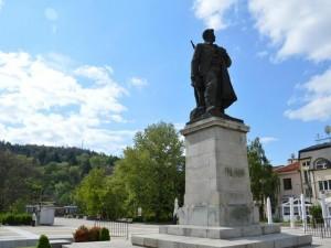 Благоевградската общественост отбеляза 149 години от рождението на Гоце Делчев