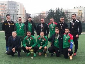 3 710 лева бяха събрани на благотворителния футболен турнир, организиран за набиране на средства в помощ на Станислав Чаушки
