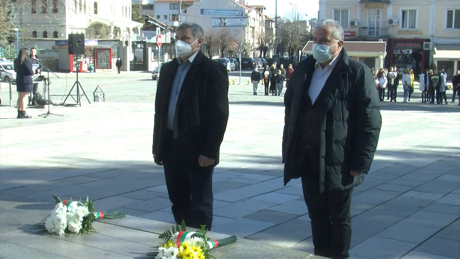 149 години от рождението на патрона на града, честваха днес в Гоце Делчев