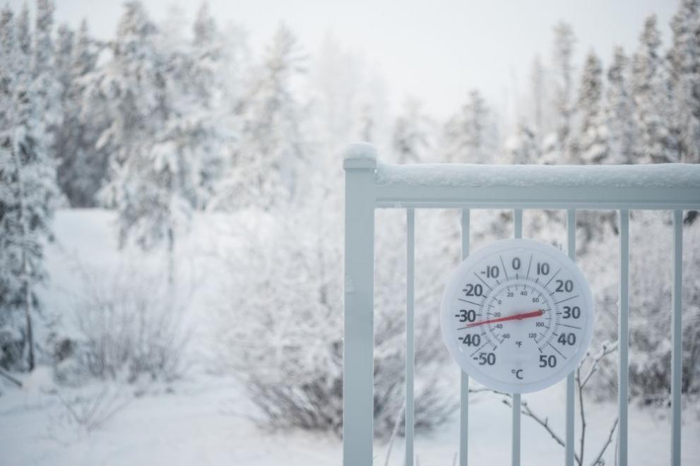 Рекорден студ в Словения, след като температурите паднаха до минус 20 градуса