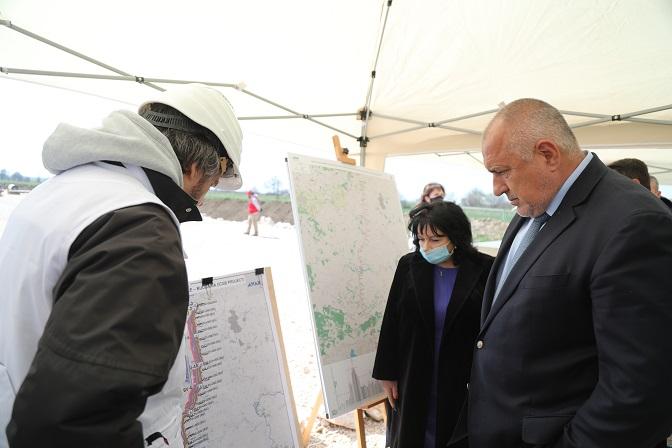 До края на 2021 година интерконекторът Гърция- България трябва да бъде изграден