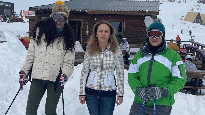 Марияна Николова в Банско: Препоръчвам планините за пътувания през идващата ваканция на учениците