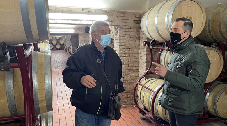 Стоян Стоев: Да създадем регионален туристически бранд, обединяващ виното, историята и туризма
