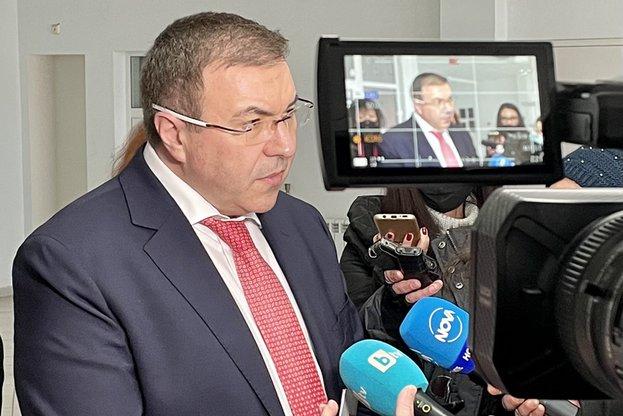 Ангелов обяви решението за ваксинирането с AstraZeneca у нас