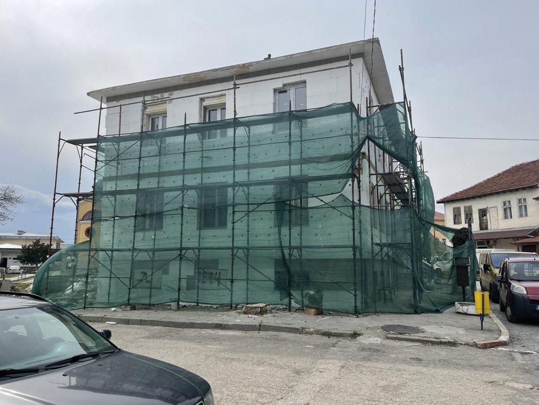 Община Сандански започна ремонти в кметствата на селата Катунци, Плоски и Дебрене