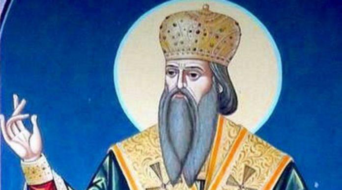Почитаме Свети Методий – съпокровител на Европа