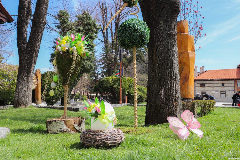 В Банско започна подготовката за Великденските празници