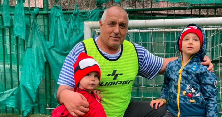 Борисов: Играта ни върви