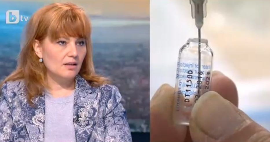 Проф. Асена Сербезова: Ваксинираните трябва да следят за болки, тежест, умора и главоболие