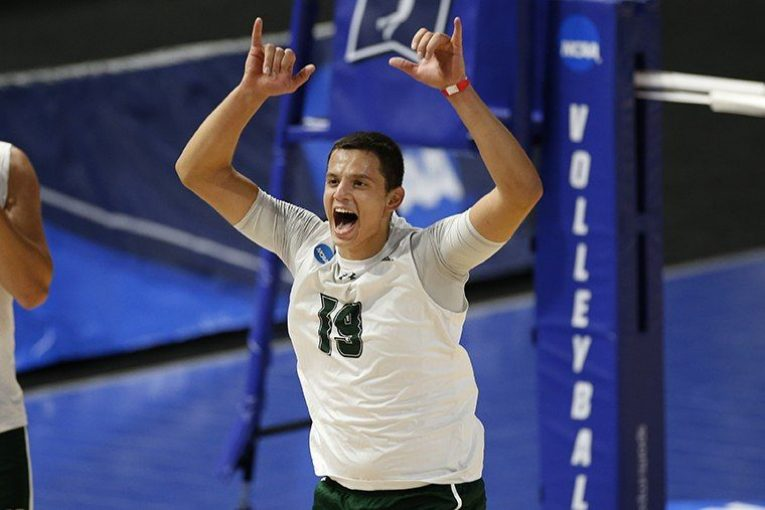 Разложанин е първият българин шампион в колежанското волейболно първенство на САЩ