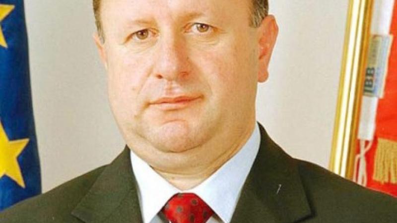 Кметът на Якоруда, инж. Нуредин Кафелов с поздравителен адрес по случай Гергьовден