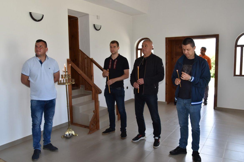 В Полето почетоха Св. Георги
